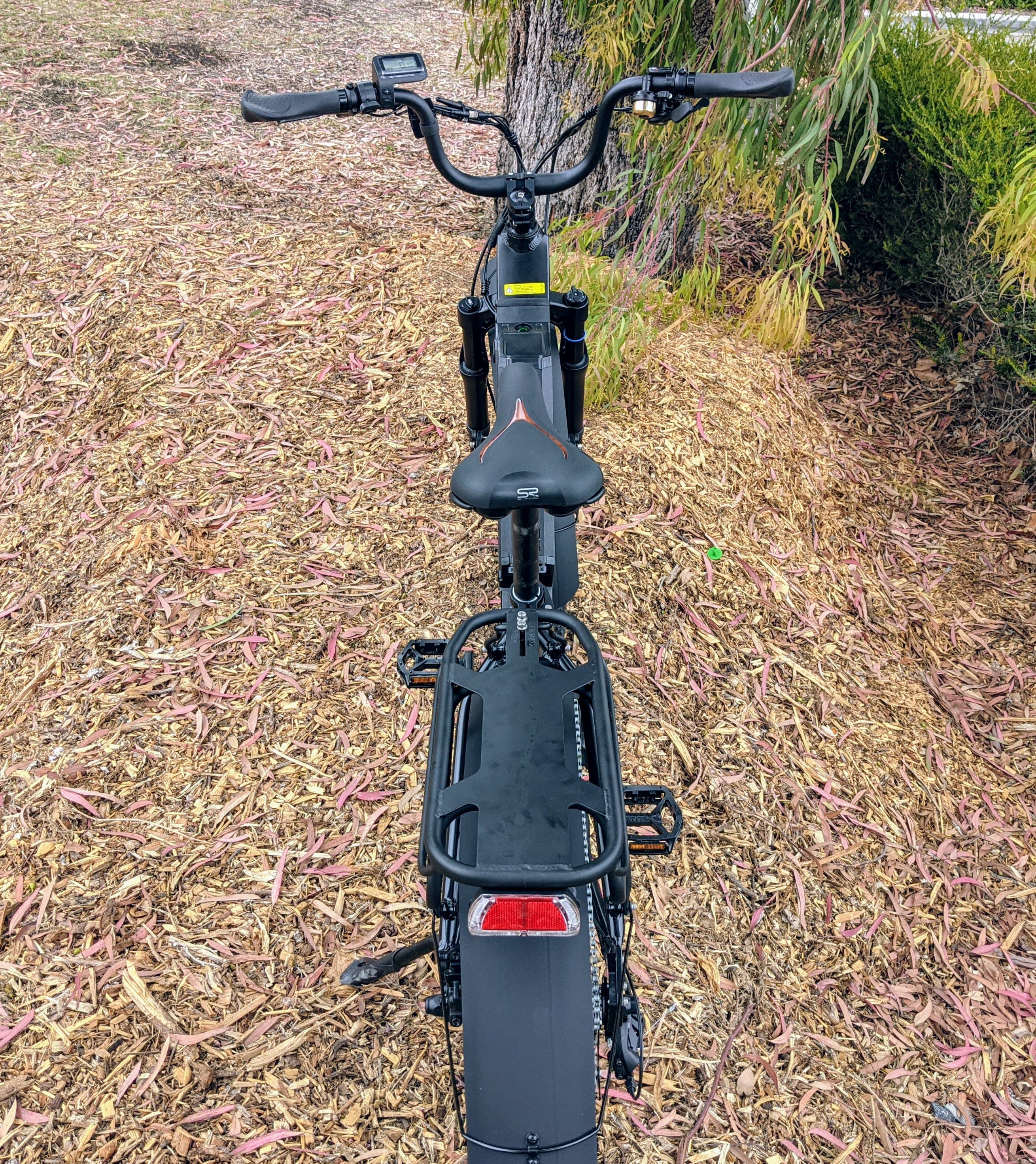 Juiced RipCurrent S Step-Through Electric Bike