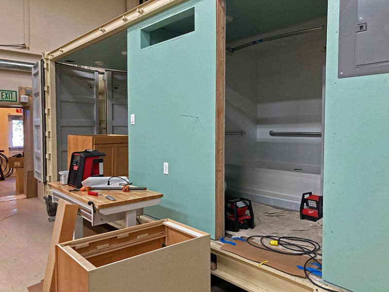 Cold Climate Housing Research Center Completes Year 1 as NREL's Subarctic Laboratory