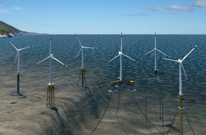 offshore wind USA New York New Jersey