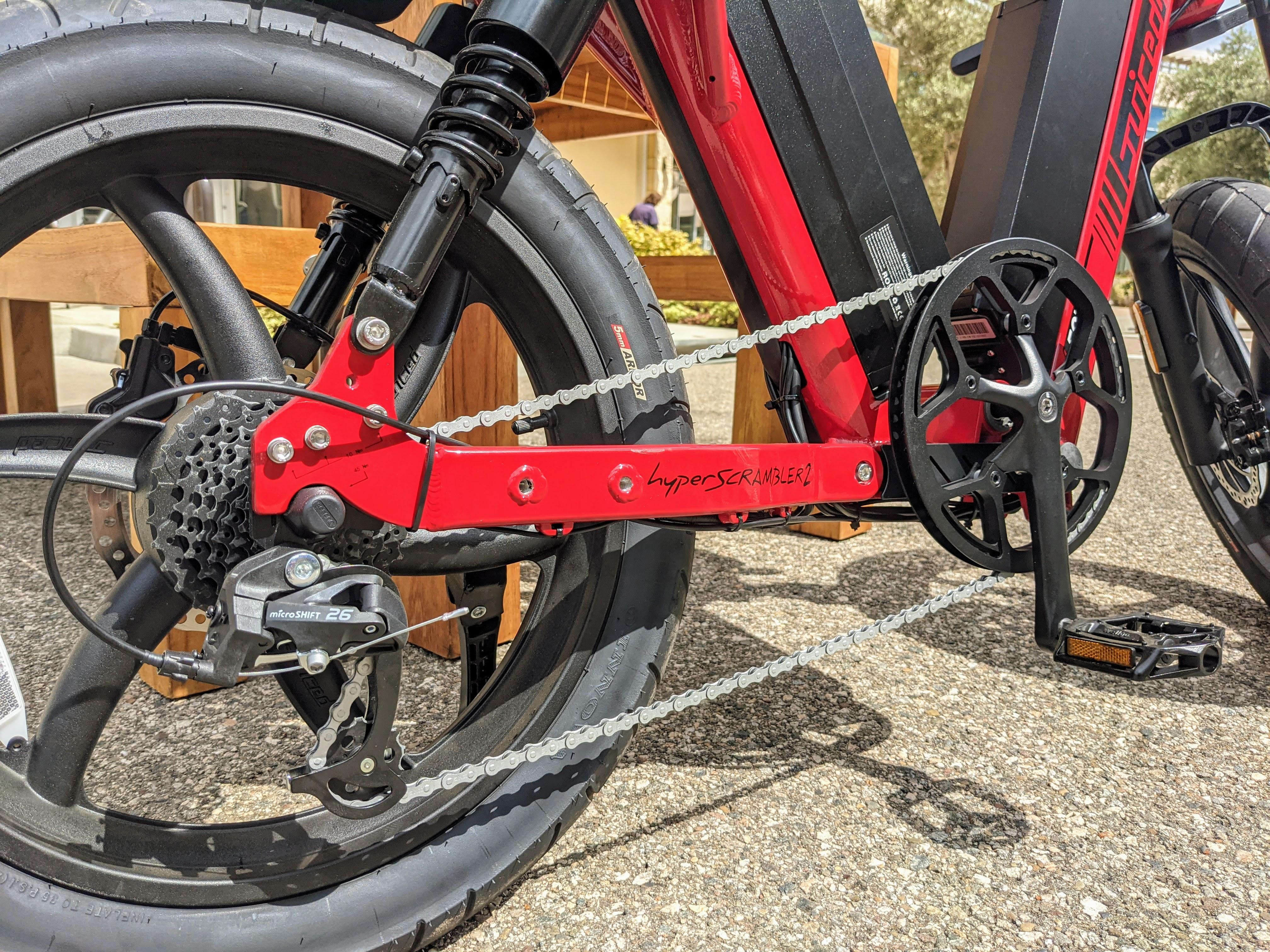 Juiced HyperScrambler 2 E-Bike