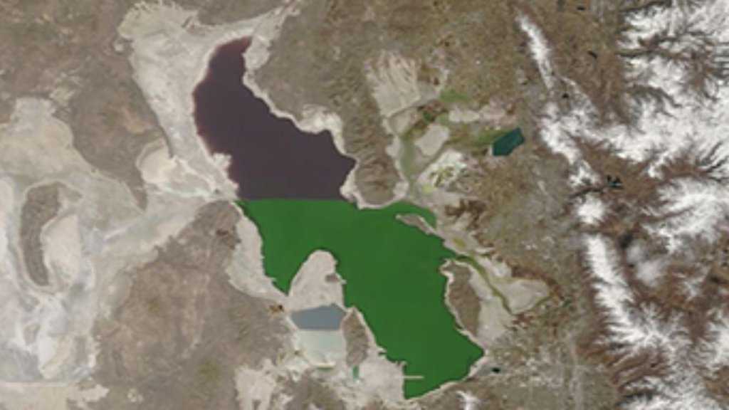 Utah's Choice: Use Cleantech To Conserve Water Or Face Toxic Dust Clouds (Part 2)