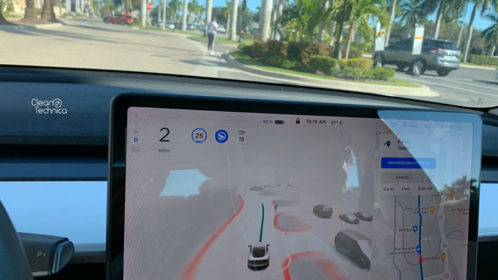 The NHTSA Wants Tesla To Declare A Recall For An Industry-Leading Software Update